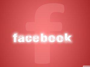安卓 炫酷 设计 创意 字母 facebook 炫彩手机壁纸