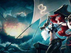 安卓游戏 游戏角色 游戏美女 英雄联盟手机壁纸