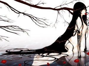 安卓美女 性感 动漫 玫瑰手机壁纸