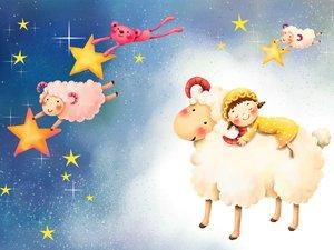 安卓儿童 可爱 卡通 六一 儿童桌面专用 童年手机壁纸