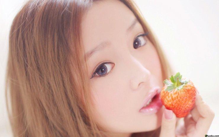 安卓裴紫绮 美女 萌妹子手机壁纸