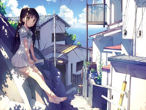 【写真】白桃露露 – 邻家有女画堂春 【1V/281MB】插图