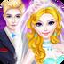 公主婚礼装扮沙龙