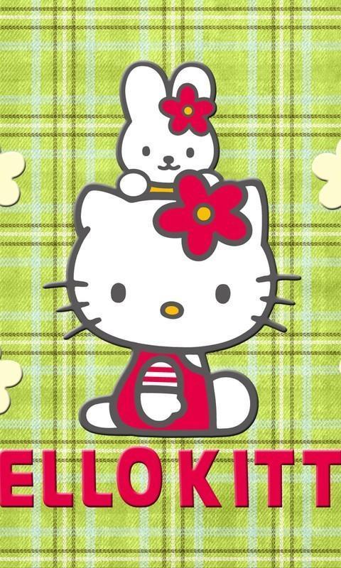 hello kitty-桌面壁纸