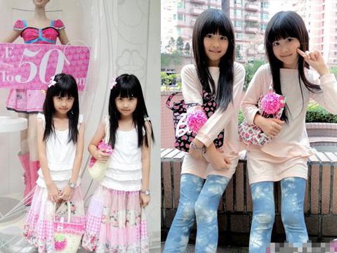 sandymandy的男朋友_台湾双胞胎sandy、mandy长大了最美姐妹花图