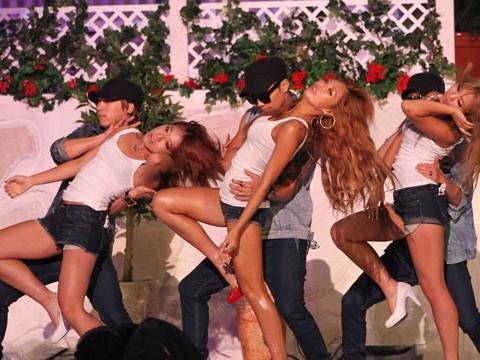 韩国美女舞蹈教学全集