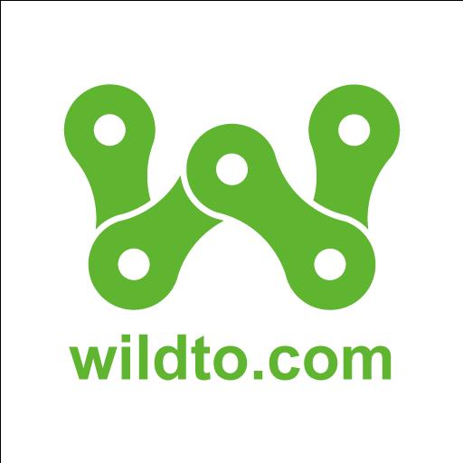 骑行风景logo