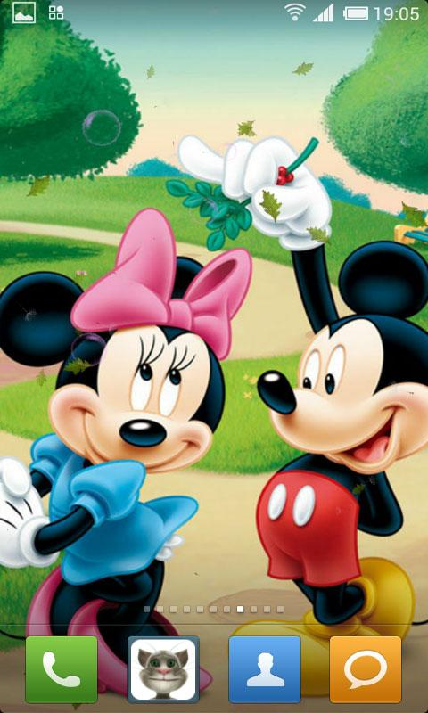 mickey壁纸 mickey mouse_hey