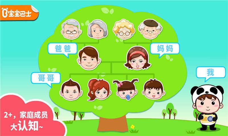 宝宝家庭树截图1
