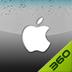 360桌面主题-iphone
